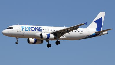 ER-00005 - Airbus A320-232 - FlyOne