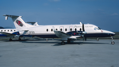 F-GPSD - Beech 1900D - Proteus Airlines