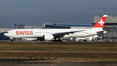 HB-JNF - Boeing 777-3DEER - Swiss
