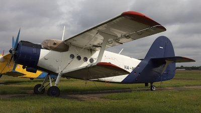 HA-MEL - PZL-Mielec An-2R - Private