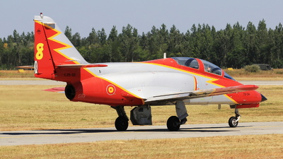 E.25-52 - CASA C-101EB Aviojet - Spain - Air Force