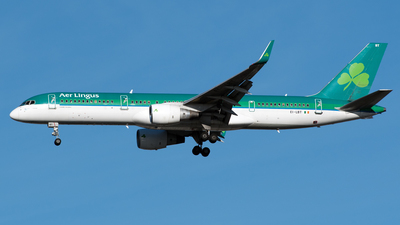 EI-LBT - Boeing 757-2Q8 - Aer Lingus (ASL Airlines)
