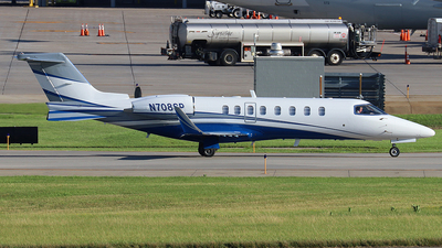 N708SP - Bombardier Learjet 45 - Private