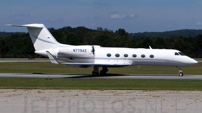 A picture of N779AZ - Gulfstream G450 - [4089] - © Agustin Anaya