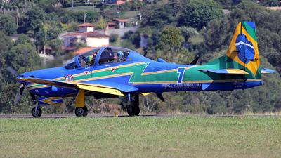 FAB5966 - Embraer A-29B Super Tucano - Brazil - Air Force