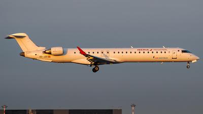 EC-JZS - Bombardier CRJ-900ER - Iberia Regional (Air Nostrum)