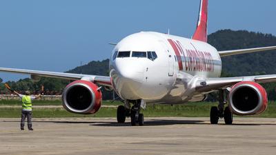 TC-TJN - Boeing 737-85P - Corendon Airlines