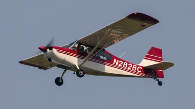 N2828C - American Champion 7GCBC Explorer - Private