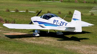 PT-ZFX - Vans RV-7A - Private