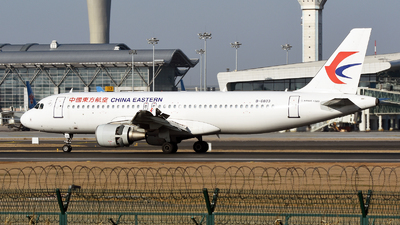 B-6803 - Airbus A320-214 - China Eastern Airlines