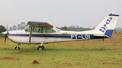 PT-LOI - Cessna 172E Skyhawk - Skylab Escola de Aviação