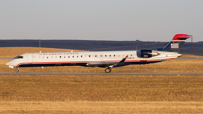 N248LR - Bombardier CRJ-900 - US Airways Express (Mesa Airlines)