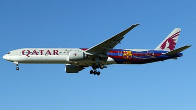 A7-BAE - Boeing 777-3DZER - Qatar Airways