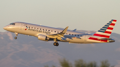 N201NN - Embraer 170-200LR - American Eagle (Compass Airlines)
