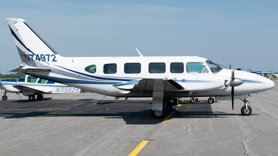 A picture of N74972 - Piper PA31350 - [317305123] - © John Newsome