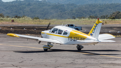 YS-270-PE - Piper PA-28-180 Cherokee E - Private