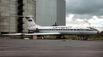 RA-65976 - Tupolev Tu-134A-3 - Aeroflot