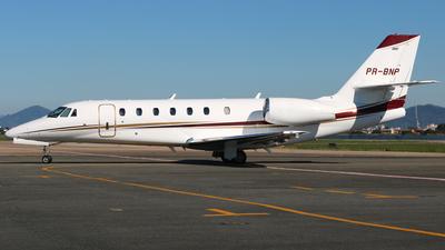 A picture of PRBNP - Cessna 680 Citation Sovereign - [6800217] - © JAKA