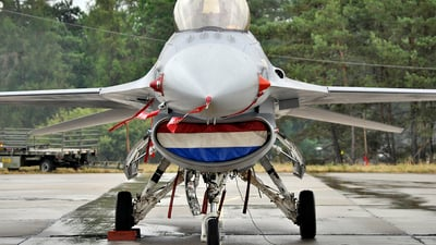 J-631 - General Dynamics F-16AM Fighting Falcon - Netherlands - Royal Air Force