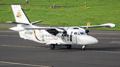 OK-LRB - Let L-410UVP-E Turbolet - LR Airlines