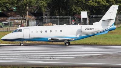 N320LV - Gulfstream G200 - Private