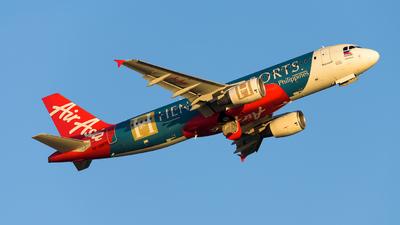 RP-C8972 - Airbus A320-216 - AirAsia Zest