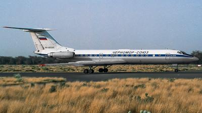 RA-65565 - Tupolev Tu-134A-3 - Chernomor Avia