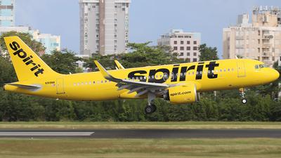 N919NK - Airbus A320-271N - Spirit Airlines