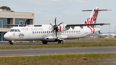 VH-FVY - ATR 72-212A(600) - Virgin Australia Airlines