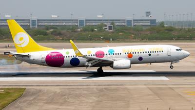 B-6989 - Boeing 737-86N - 9Air