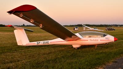 SP-3546 - PZL-Krosno KR-03A Puchatek - Aero Club - Stalowowolski