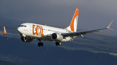 PR-XMB - Boeing 737-8 MAX - GOL Linhas Aéreas