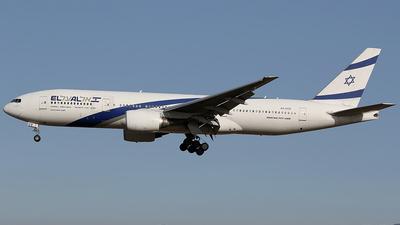 4X-ECE - Boeing 777-258(ER) - El Al Israel Airlines