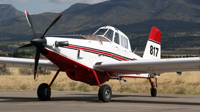 N802DR - Air Tractor AT-802A - Neptune Aviation Services