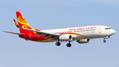B-1131 - Boeing 737-84P - Hainan Airlines