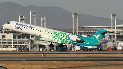 CX-CRB - Bombardier CRJ-900LR - PLUNA
