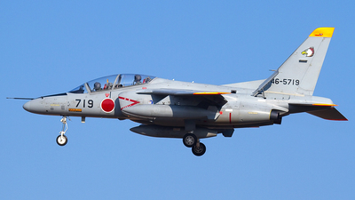 46-5719 - Kawasaki T-4 - Japan - Air Self Defence Force (JASDF)