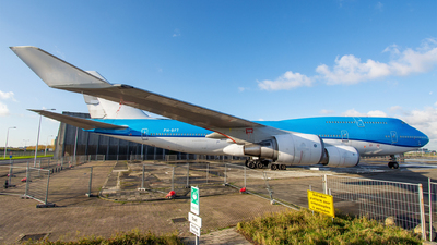 A picture of PHBFT - Boeing 747406(M) - [28459] - © Dutch