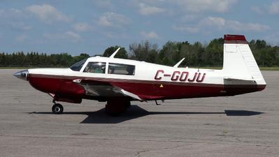 C-GOJU - Mooney M20K - Private