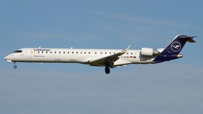 D-ACNW - Bombardier CRJ-900 - Lufthansa CityLine