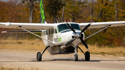 A2-OKJ - Cessna 208B Grand Caravan EX - Mack Air
