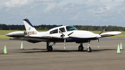 N258RJ - Cessna 310R - Private
