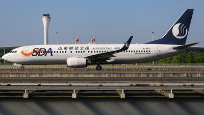 B-5541 - Boeing 737-85N - Shandong Airlines