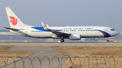 B-5850 - Boeing 737-89L - Dalian Airlines