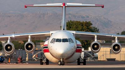 N635AC - British Aerospace Avro RJ85 - AeroFlite