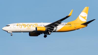 LV-HKR - Boeing 737-83N - Flybondi