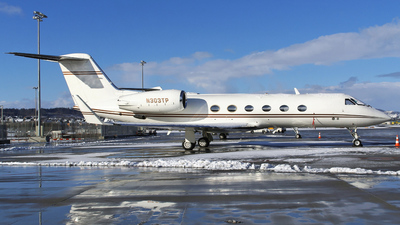 N303TP - Gulfstream G-IV - Private