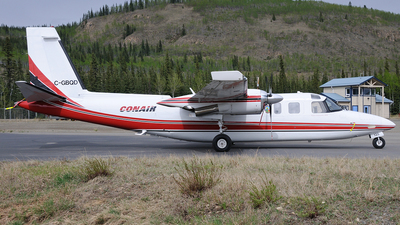 C-GBQD - Rockwell 690A Turbo Commander - Conair Aviation