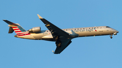 A picture of N515AE - Mitsubishi CRJ701ER - American Airlines - © Jeremy D. Dando