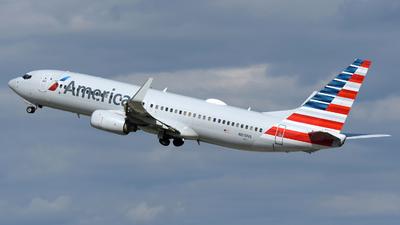 N819NN - Boeing 737-823 - American Airlines